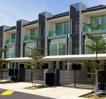 Three Storey House - Bangi Avenue 7 -Ardisia_v3